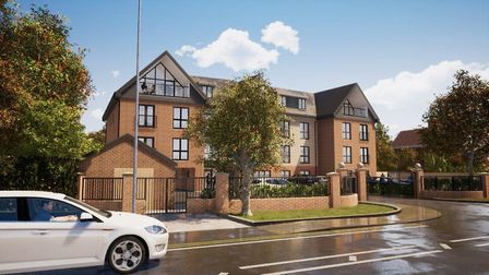 The proposed developments form part of SBC's plan to unveil 550 new homes by 2025. Picture: Stevenag