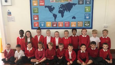 Year 3 pupils at The Leys Primary and Nursery School are looking forward to working with pupils in N