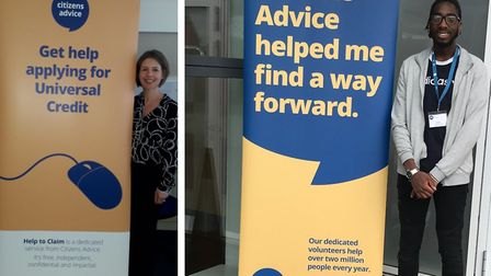 Citizens Advice North Herts now offers a new service and drop-in session to residents. Picture: Citi