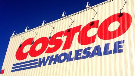 Stevenage Costco Wholesale opened its doors to members yesterday. Picture: Mike Mozart.