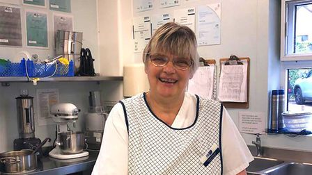 Ursula Winder has taken part in the Garden House Hospice Care Starlight walk every year for ten year