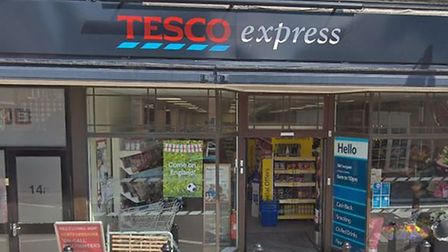 4,500 jobs are at risk following Tesco's announcement. Picture: Google Street View