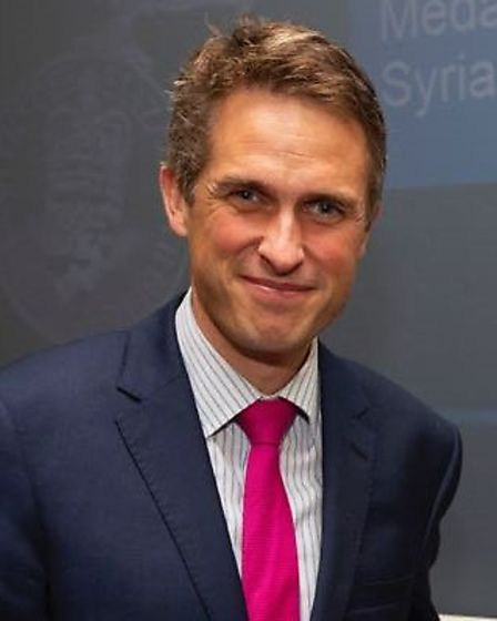 A letter has been written to the new education secretary, MP Gavin Williamson. Picture: MOD