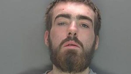 Harry Stanley was jailed for nine years for assaulting two men at Stevenage Leisure Park. Picture: H