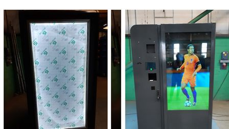 A reverse vending machine is set to be installed in Letchworth's Garden Square Shopping centre to en