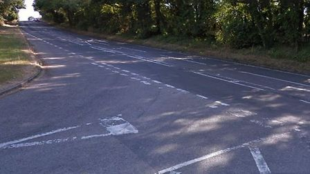 A man in his 60s has sadly died following a collision in Graveley High Street. Picture: Google Maps