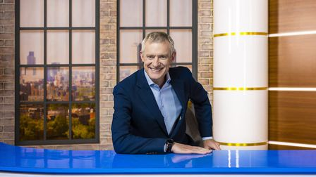 Jeremy Vine welcomed Jane Fae to the panel to discuss climate change. Picture: Channel 5