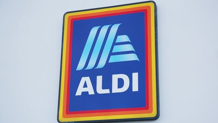 Letchworth's Aldi store is due to open next month. Picture: DANNY LOO