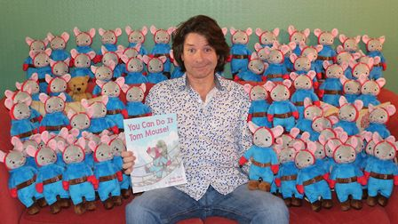 Richard Barr has written a children's book with proceeds going to the Down's Syndrome Association an