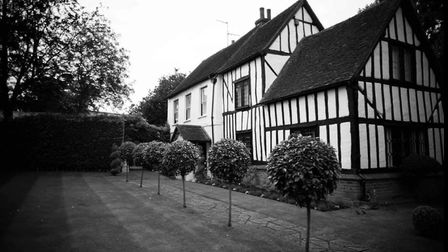 Broomin Green Farmhouse is a Grade II-listed building. Picture courtesy of Bethany Joy.