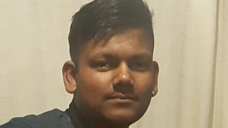 Katheeskaran Thavarasa died in his Hitchin flat earlier this year from stab wounds. Picture: Herts p