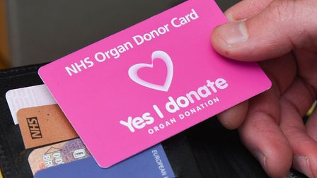 54 people in Hertfordshire have died over the last five years before they received the organ they de