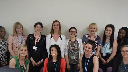 HPFT's Child and Adolescent Mental Health Services' Eating Disorders Team are delighted to have been