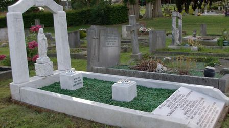 Instone Memorials can repair, resurface, clean and re-level headstones to get them back to looking