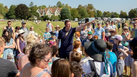 The Ashwell Show 2019 took place on bank holiday Monday. Picture: Matt Margesson