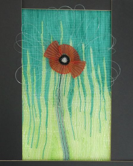 Works of Lucy Sugden will be displayed at the Baldock Arts & Heritage Gallery as part of Hertfordshi