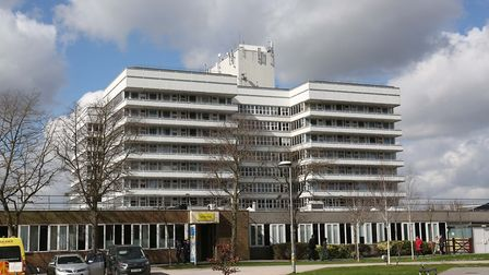 A former nurse at Stevenages Lister Hospital has been suspended. Picture: Danny Loo