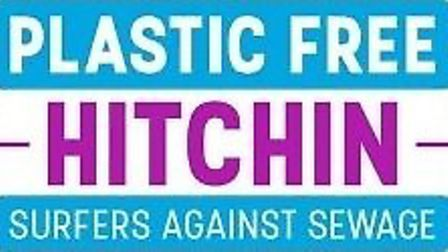 Plastic Free Hitchin are hoping to make the town 'plastic free' by the second quarter of next year.