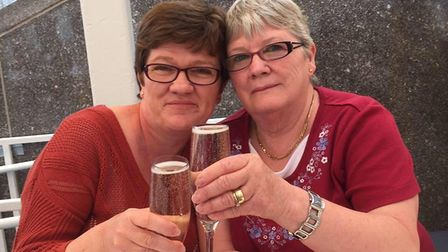 Lisa is set to host her first afternoon tea in aid of Breast Cancer Care after her mum Lynn was diag