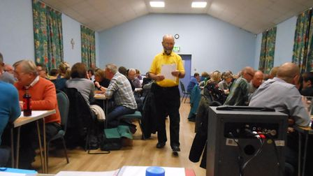Quizmaster Jeff Owen has helped raise £30,000 for local causes and is preparing for his 80th quiz. P