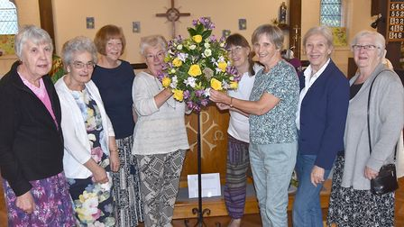 St Faith's Parish Church, in Hitchin, celebrates its 125th anniversary this year. Picture: Allan Mil