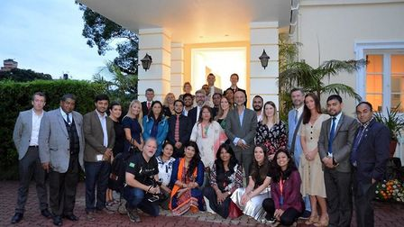 Teachers from Stevenage and Nepal are keen to collaborate to help young people fight for a more equi