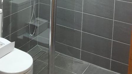 If you have had a hip or knee replacement and struggle moving, fitting a walk-in shower can help pre