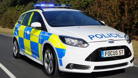 A group of men one carrying a hammer forced their way into a property in Dunlin, Letchworth. Pictu