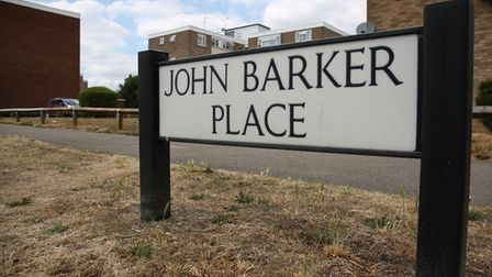 John Barker Place is undergoing a £20 million regeneration project after funding from housing associ