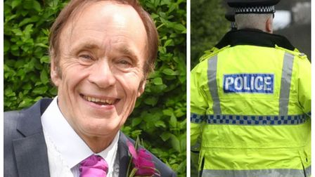 Police are investigating following a crash which claimed the life of Letchworth cyclist Jim Parsons.