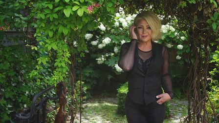 80s pop star Kim Wilde performed at the event after a chance encounter with Sarah Free last year. Pi