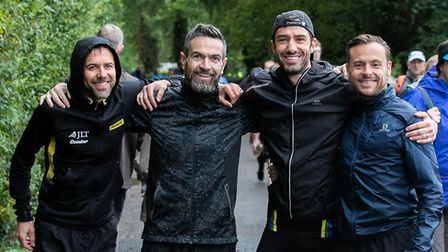 All smiles at the 2019 Standalone 10k. Picture: Ollie Saville