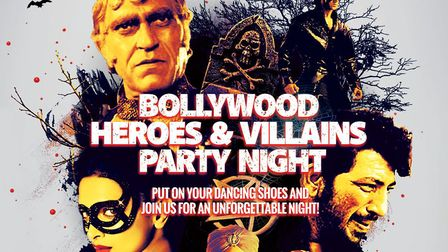 There will be a Bollywood night at Osinsky's in Hitchin.