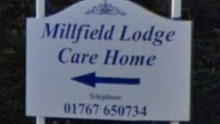 Anita Ram from Stevenage started running Millfield Lodge Care Home in Gamlingay, Cambridgeshire, as