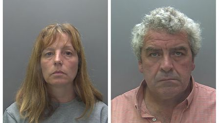Angela Taylor, of Charlton Road in Charlton, and Paul Cannon, of Pirton Road in Hitchin, have been f