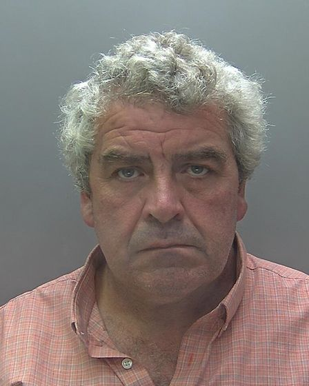 Paul Cannon, of Pirton Road in Hitchin, was found guilty of the murder of William 'Bill' Taylor. Pic