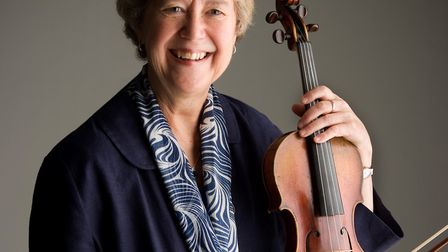 Janet Hicks will mark her golden anniversary at Hitchin Symphony Orchestra with a special concert la