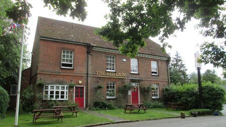 The acclaimed Red Lion pub in Preston has been named as one of CAMRA's top 4 pubs in the country. Pi