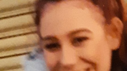 Taylor Woods, 15, went missing from Stevenage on Saturday. Picture: Herts police