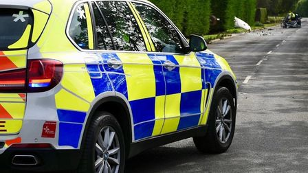 The number of casualties caused by road crashes in Herts has fallen to its lowest in a decade. Pictu