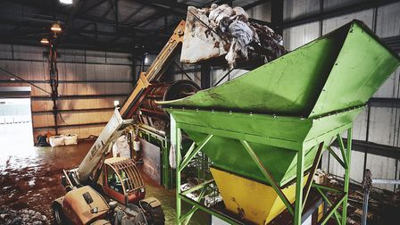 The airport will work in partnership with recycling company bio-bean, based in Cambridgeshire. Photo