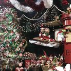 The Magic of Christmas' amazing display trees will give you inspiration for your own. Picture: The M