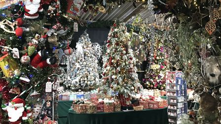 The Magic of Christmas is open 9am-6pm Monday-Saturday and 10am-4pm Sunday. Picture: The Magic of Ch