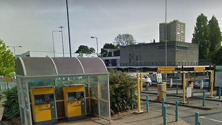 Fraudsters have been targetting Stevenage residents at car park payment machines. Picture: Google