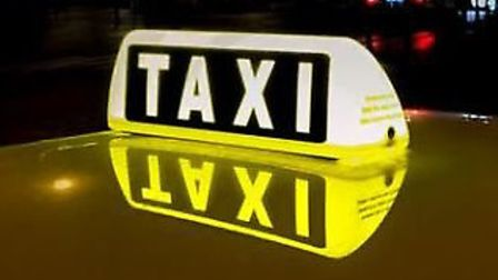 A spot check of taxis operating in Stevenage identified a range of defects, including one as serious