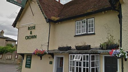 Landlords of all three pubs in Ashwell have handed in their notice. Picture: Google Street View