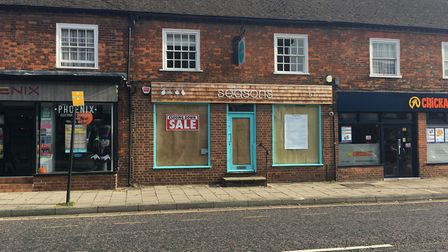 Seaons Home & Gift store in Stevenage High Street has taken the decision to close following the clos
