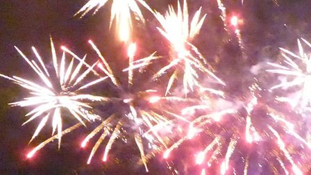 Ickleford fireworks will take place on Saturday, November 2. Picture: Alan Davies