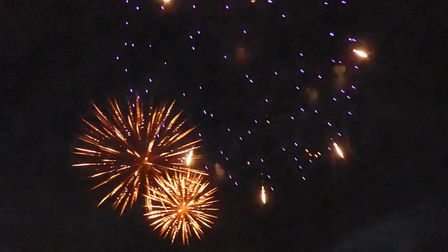There will be a fireworks display in Baldock at St Mary's School. Picture: Alan Davies