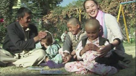 Doctor Karen Woo was passionate about helping people in Afghanistan, particularly women and children